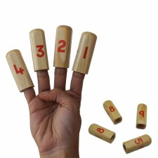 Number Puppets