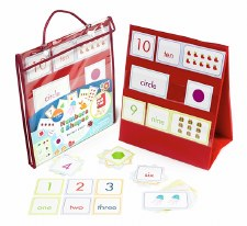 Number & Shapes Pocket Chart