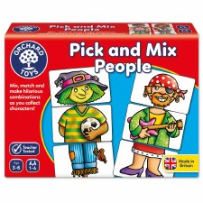 Pick and Match People