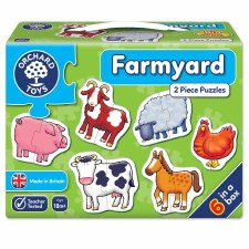Farmyard First Puzzle
