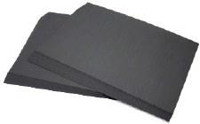 A2 Black Sugar Paper (100)