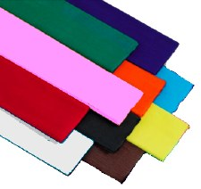 Crepe Paper - Assorted (10)