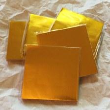 Gummed Paper - Gold