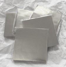 Gummed Paper - Silver