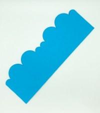 Border - Blue (12's)