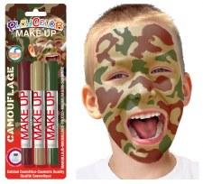 Playcolor Face Paints Camo.