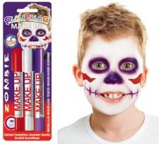 Playcolor Face Paints Zombie