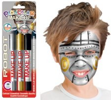 Playcolor Face Paints Robot