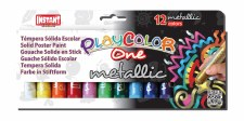 Playcolor Metallic Set (12)