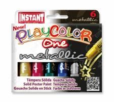 Playcolor Metallic Set (6)