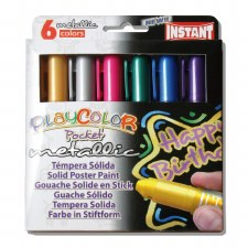Playcolour Metallic Pocket (6)