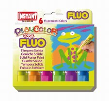 Playcolor Fluo One Set (6)