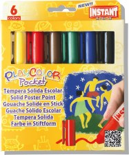 Playcolor Basic Pocket Set (6)