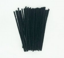 Pipe Cleaners - Black