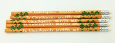 Irish award Pencils 12