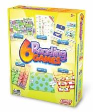 Reading Games set 6