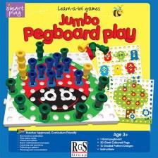 Jumbo Pegboard Set