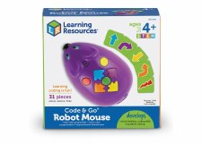 Robot Mouse Code and Go