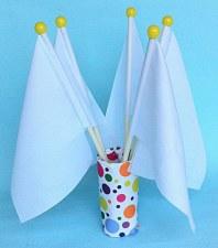 Cotton Flags