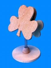 Shamrock Desk Clip