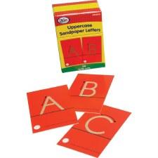 Sandpaper Letters U/C