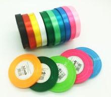 Satin Ribbon (12mm) Mid Green