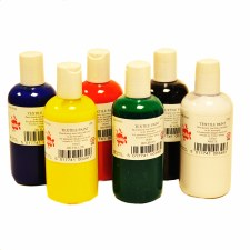 Fabric Paint Set  (6)