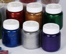 Glitter Paint (Set 6) - 100ml