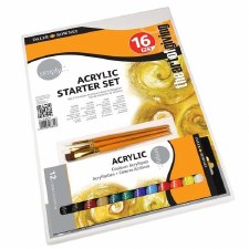 Simply Acrylic Starter Set 16