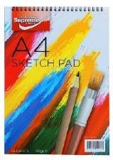 Spiral Sketch Pad A4 25shts