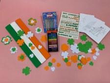 St Patricks Day Card kit