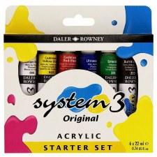 System 3 Starter Set 6