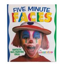 Face Paint Five Minute Faces