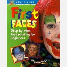 Face Paint Book First Faces