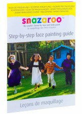 Face Painting Guide Book