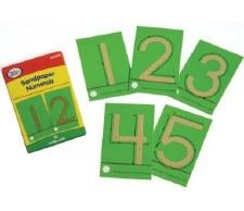 Sanpaper Numbers