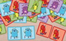 Moji Monster Card Game