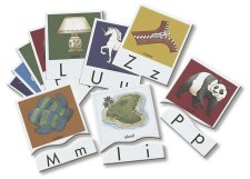 Puzzle ABC Matching