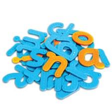 Tactile Letters  26 pce