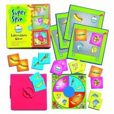 Super Spin - Supermarket Game