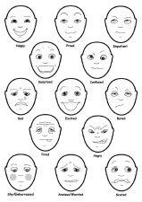 Understanding Feelings Set.