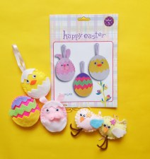 Easter Sewing Kit (Eggs)
