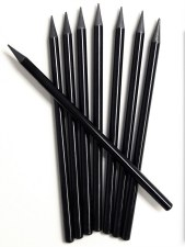 Graphite Woodfree Pencils 2B