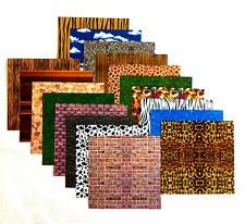 Wildlife Pattern Paper - large