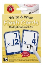 Write and Learn X Flash Cards