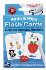 Writeand Wipe Alphabet  FC