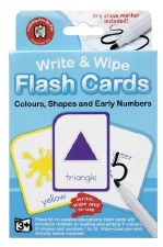 Write and Wipe Shapes & Number