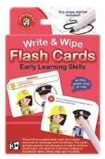 Writeand Wipe Early Skills FC