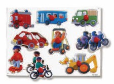 Puzzle - Transport