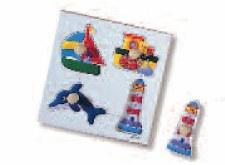 Puzzle - Seaside